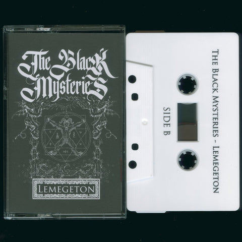 "The Black Mysteries ""Lemegeton"" MC"