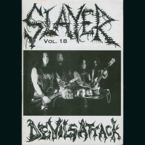 Slayer Magazine #18 2002