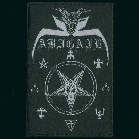 "Abigail ""Pentagram"" Patch"