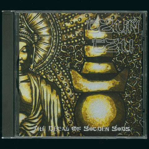 "Tzun Tzu ""The Decay of Golden Gods"" CD"