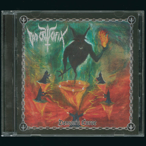 "Old Crucifix ""Demon's Curse"" CD"