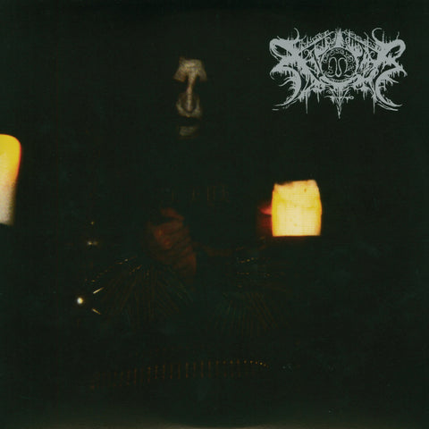 "Xasthur ""Nocturnal Poisoning"" Double LP"