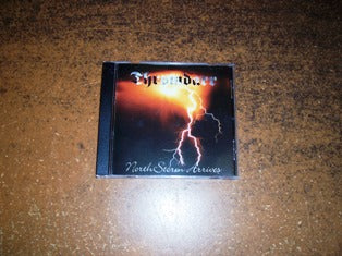 "Thromdarr ""North Storm Arrives"" CD"