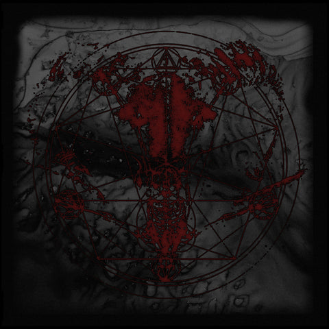 "Trajeto de Cabra ""Supreme Command of Satanic Will"" LP"