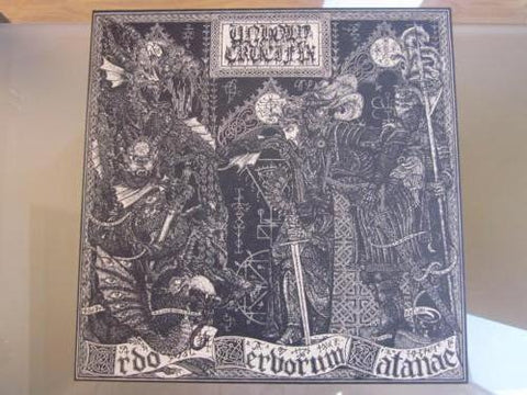 "Unholy Crucifix ""Ordo Servorum Satanae"" Regular LP"