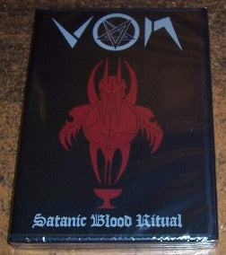 "VON ""Satanic Blood Ritual"" DVD"