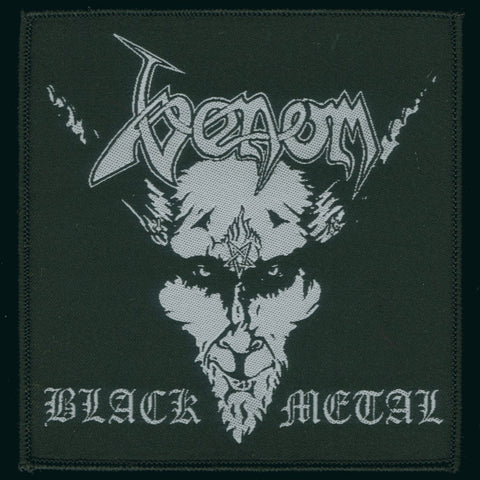"Venom ""Black Metal"" Patch"