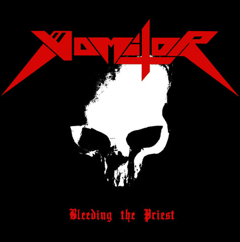 "Vomitor ""Bleeding the Priest"" LP"
