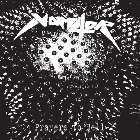 "Vomitor ""Prayers to Hell"" CD"