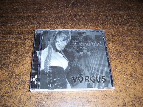 "Vorgus ""Vorgusized"" CD"
