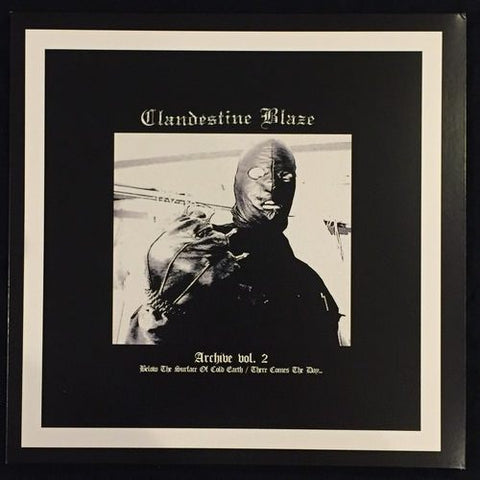 "Clandestine Blaze ""Archive Vol. 2″ LP"