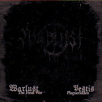 Warlust / Pestis split CD