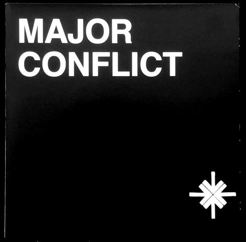 "Major Conflict ""Major Conflict"" 7'' (NYHC 1983)"