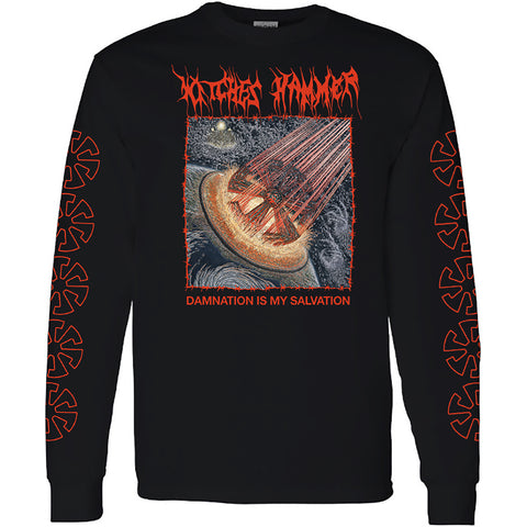 "Witches Hammer ""Damnation is My Salvation"" LS"