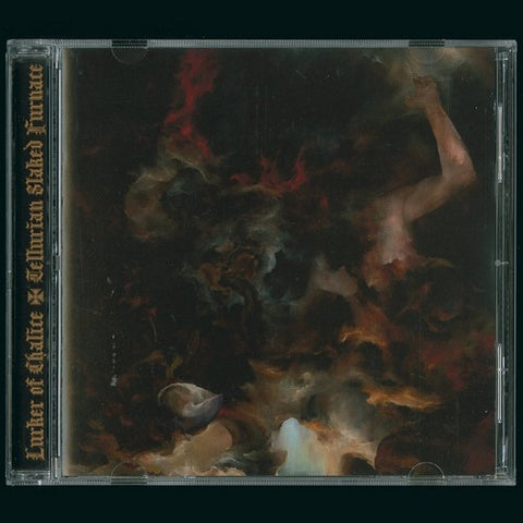 "Lurker Of Chalice ""Tellurian Slaked Furnace"" CD"