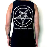 "Black Witchery ""Desecration of the Holy Kingdom"" Tank Top"
