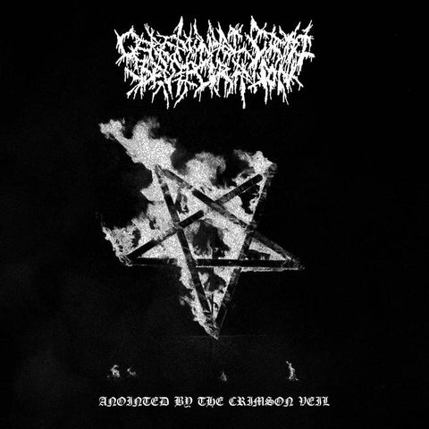 "Ceremonial Crypt Desecration ""Anointed By The Crimson Veil"" LP"