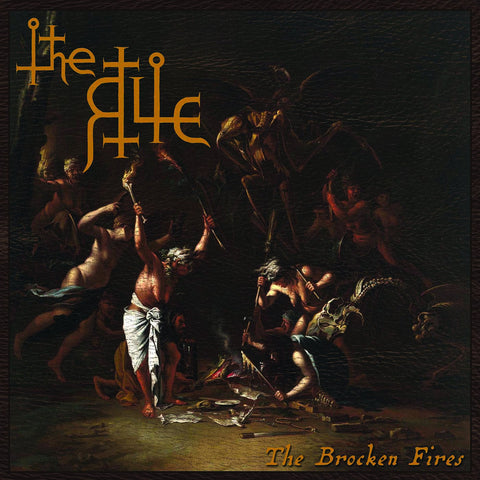 "The Rite ""The Brocken Fires"" LP"