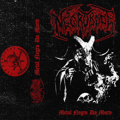 "Necrobode ""Metal Negro Da Morte"" Demo"