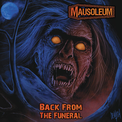 "Mausoleum ""Back From The Funeral"" LP"