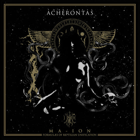 "Acherontas ""Ma-IoN Formulas of Reptilian Unification"" Double LP"