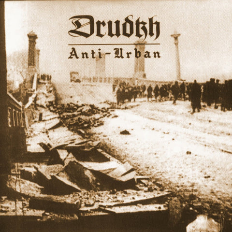 "Drudkh ""Anti Urban"" LP"