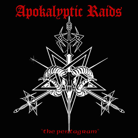 "APOKALYPTIC RAIDS ""The Pentagram"" LP"