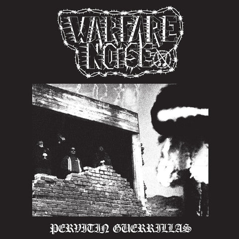 "Warfare Noise ""Pervitin Guerrillas"" LP"