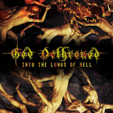 "God Dethroned ""Into the Lungs of Hell"" LP"
