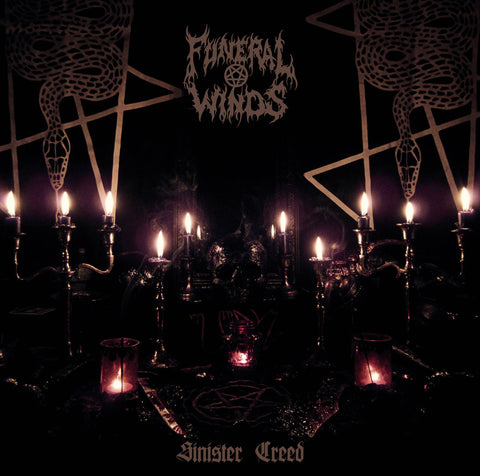 "Funeral Winds ""Sinister Creed"" LP"