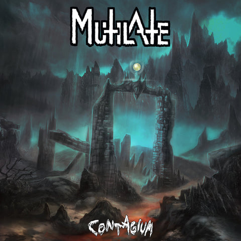 "Mutilate ""Contagium"" LP"
