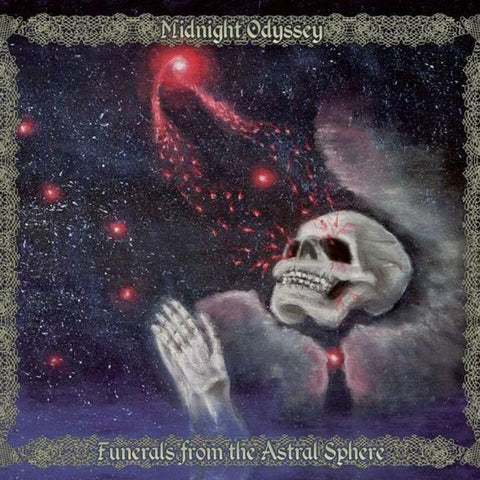 "Midnight Odyssey ""Funerals From the Astral Sphere""  3 x LP"