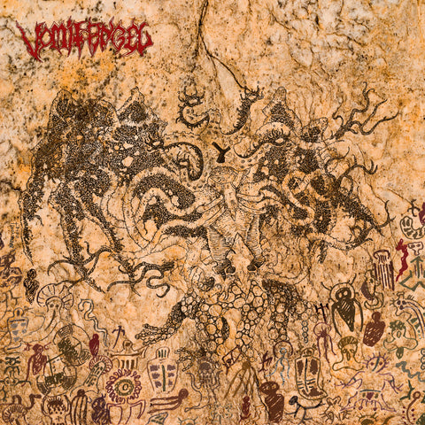 "Vomit Angel ""Imprint of Extinction"" LP"