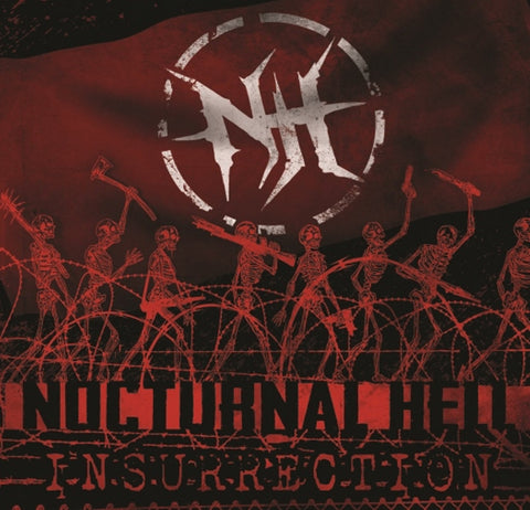 "Nocturnal Hell ""Insurrection"" LP"