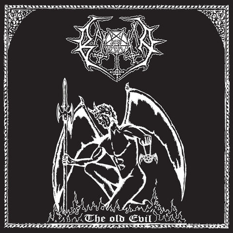 "Baxaxaxa ""The old Evil"" LP"