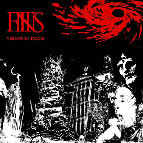 "Finis ""Visions of Doom"" LP"