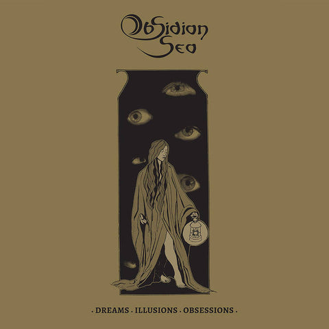 "Obsidian Sea ""Dreams, Illusions, Obsessions"" LP"