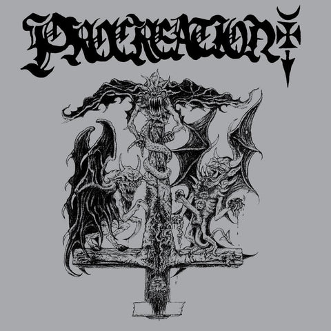 "Procreation ""Incantations of Demonic Lust..."" LP"
