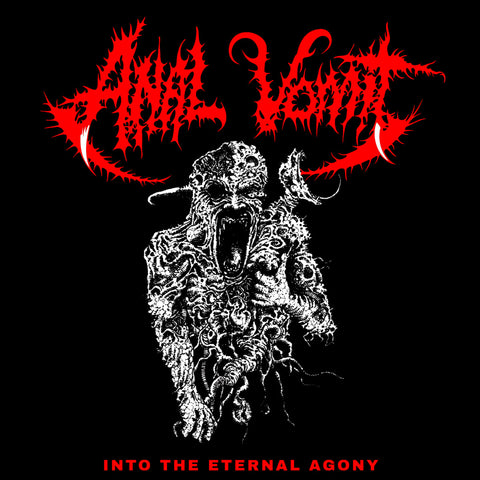 "Anal Vomit ""Into the Eternal Agony"" LP Boxset"