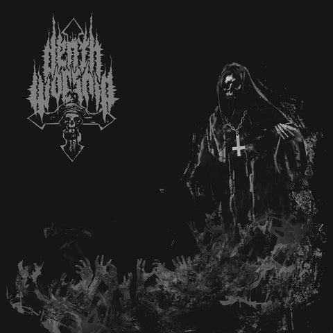 "Death Worship ""Extermination Mass - Demo"" LP"