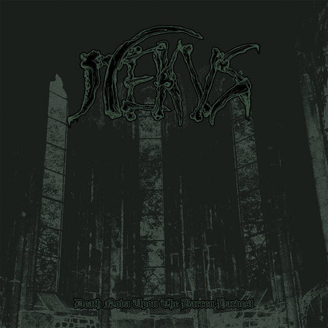 "Nekus ""Death Nova Upon The Barren Harvest"" CD"