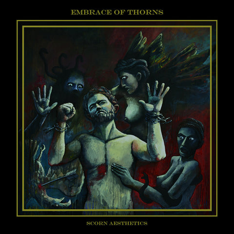"Embrace Of Thorns ""Scorn Aesthetics"" CD"