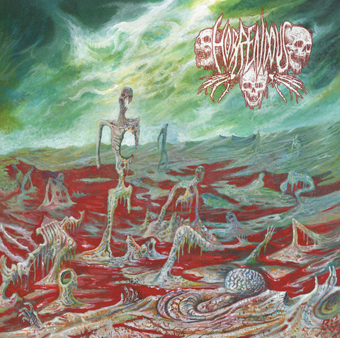 "Horrendous ""Sweet Blasphemies"" LP"