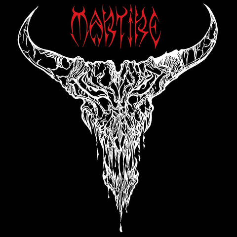 "Martire ""Brutal Legions of the Apocalypse"" CD"