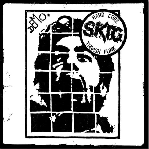 "SKTC ""Demo 1990"" LP (Polish HC)"