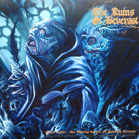 "The Ruins of Beverast ""Blood Vaults"" Double LP"