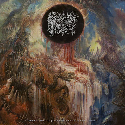 "Prosanctus Inferi ""Noctambulous Jaws Within Sempiternal Night"" LP"