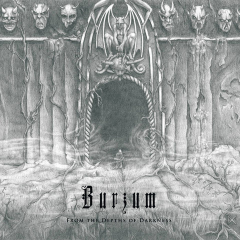 "Burzum ""From the Depths of Darkness"" Double LP"