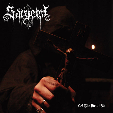 "Sargeist ""Let the Devil In"" LP"