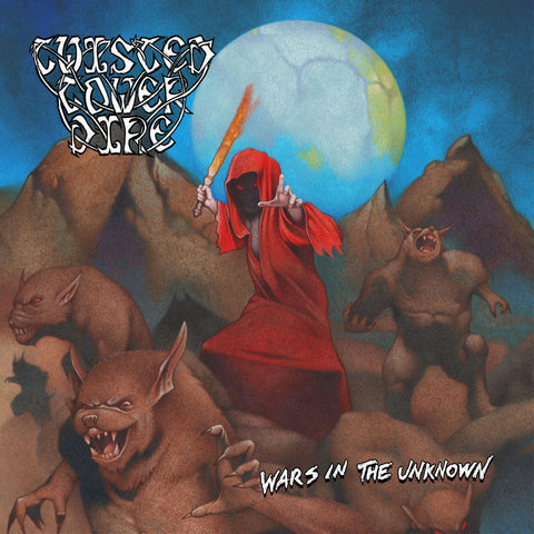 "Twisted Tower Dire ""Wars In The Unknown"" LP"